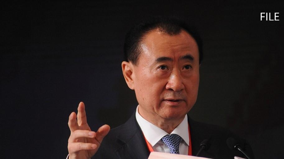 Wang Jianlin announces Wanda's return to China's soccer