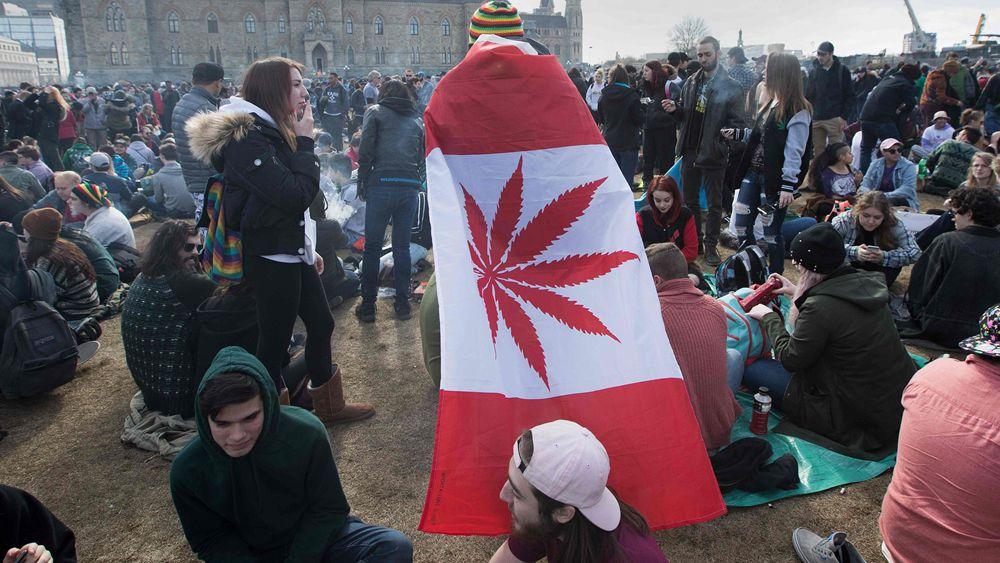 ff4c66e7d48e2 Canada Senate passes bill legalizing recreational marijuana