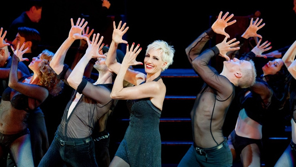 Broadway Classic 'Chicago' plays in Beijing
