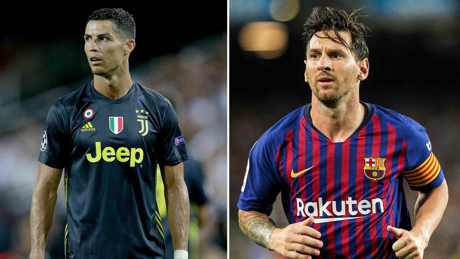 Ronaldo Messi Will Miss Fifa S The Best Awards 2018 Cgtn