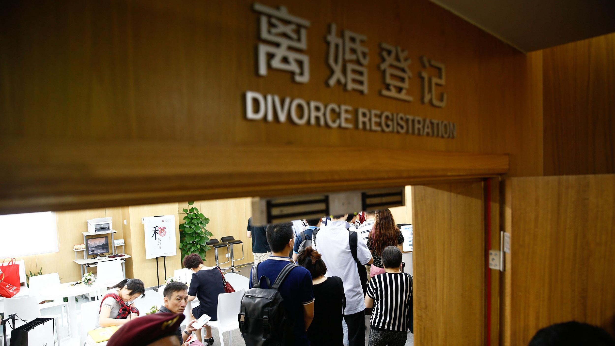 Divorce quiz
