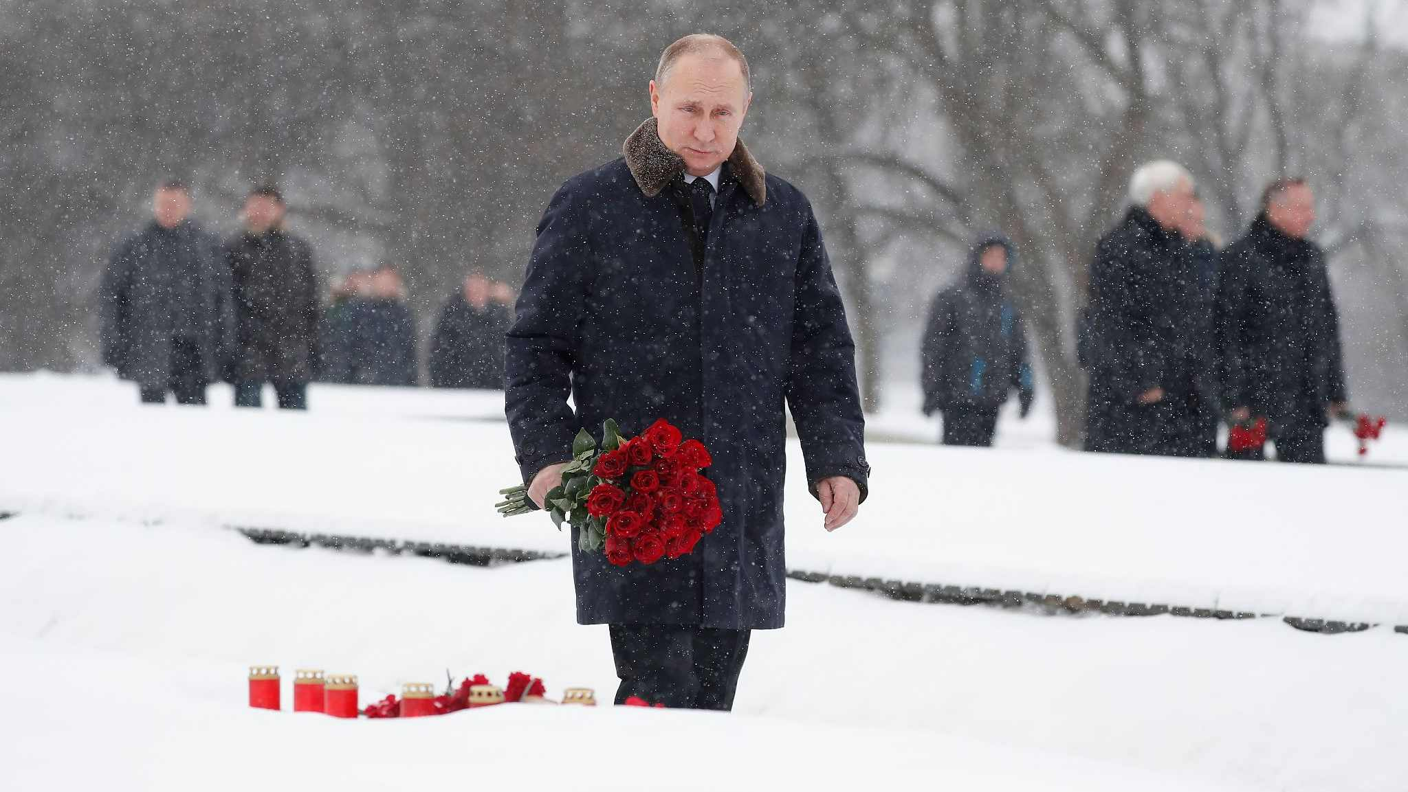 Global Movers 2018 Vladimir Putin A Strongman On The World Stage Cgtn
