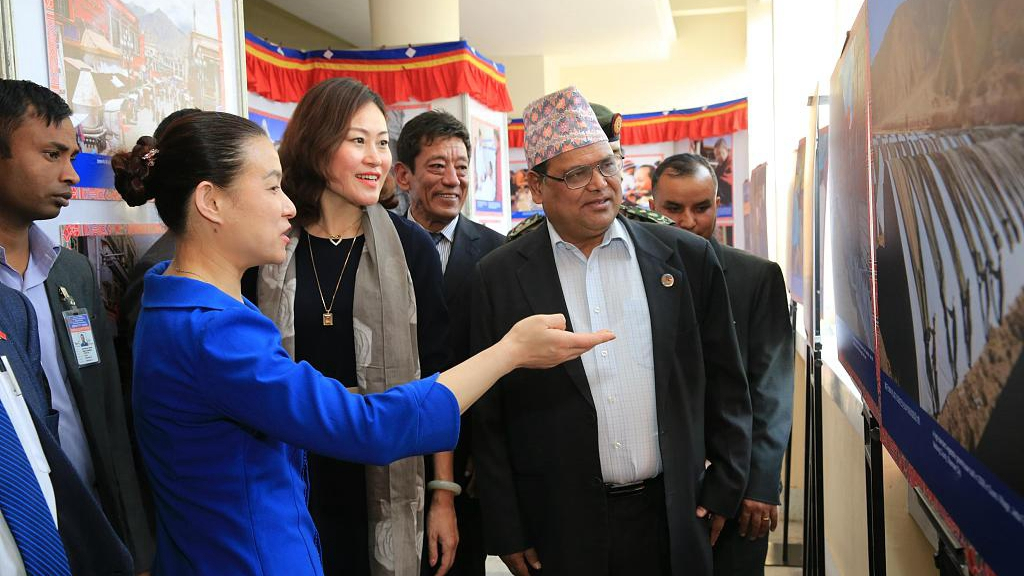 Image result for 60th anniversary of the campaign of democratic reform in Tibet exhibition