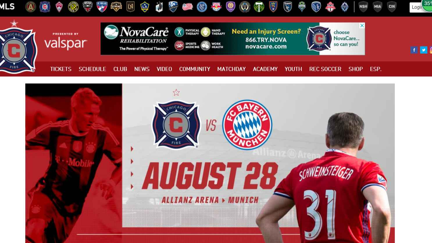 premium selection 18fc7 d5775 Bayern Munich to hold testimonial match for Bastian ...