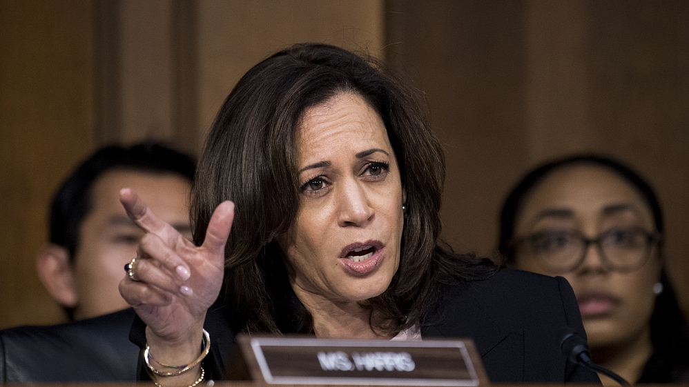 Kamala Harris launched her campaign for the White House