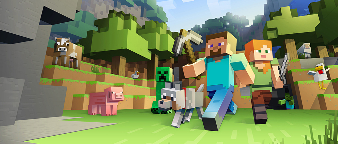 Cute in pixels: Gamers in China react to pandas coming to Minecraft