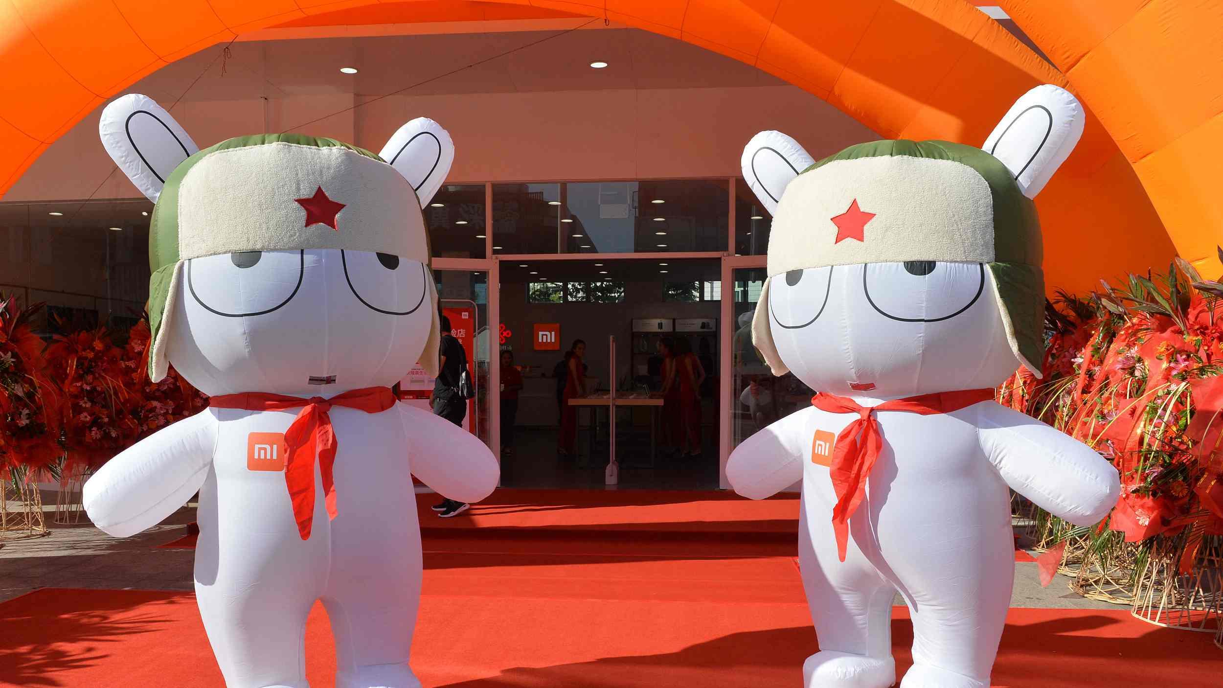 Resultado de imagen para xiaomi mascot