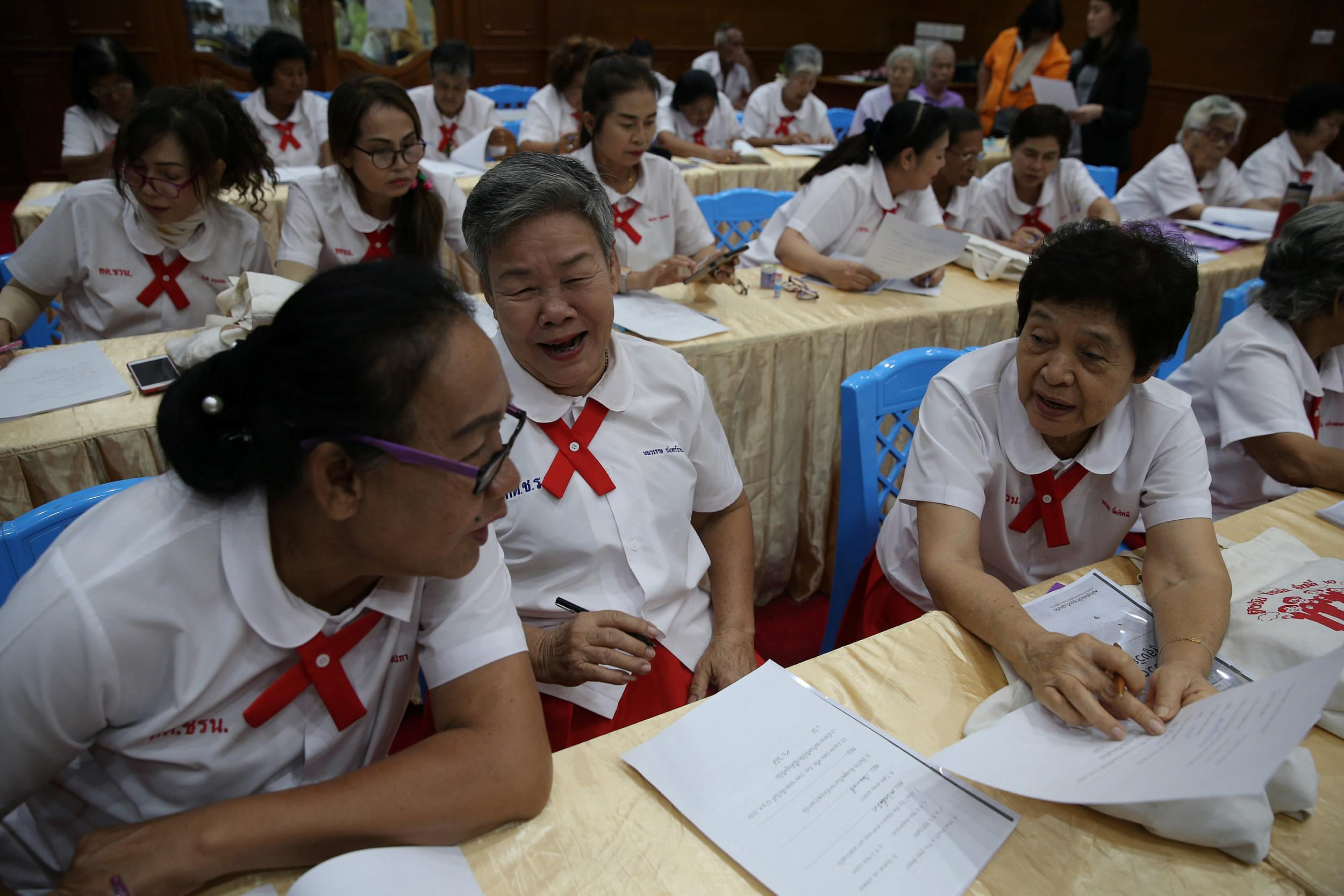 education+elderly