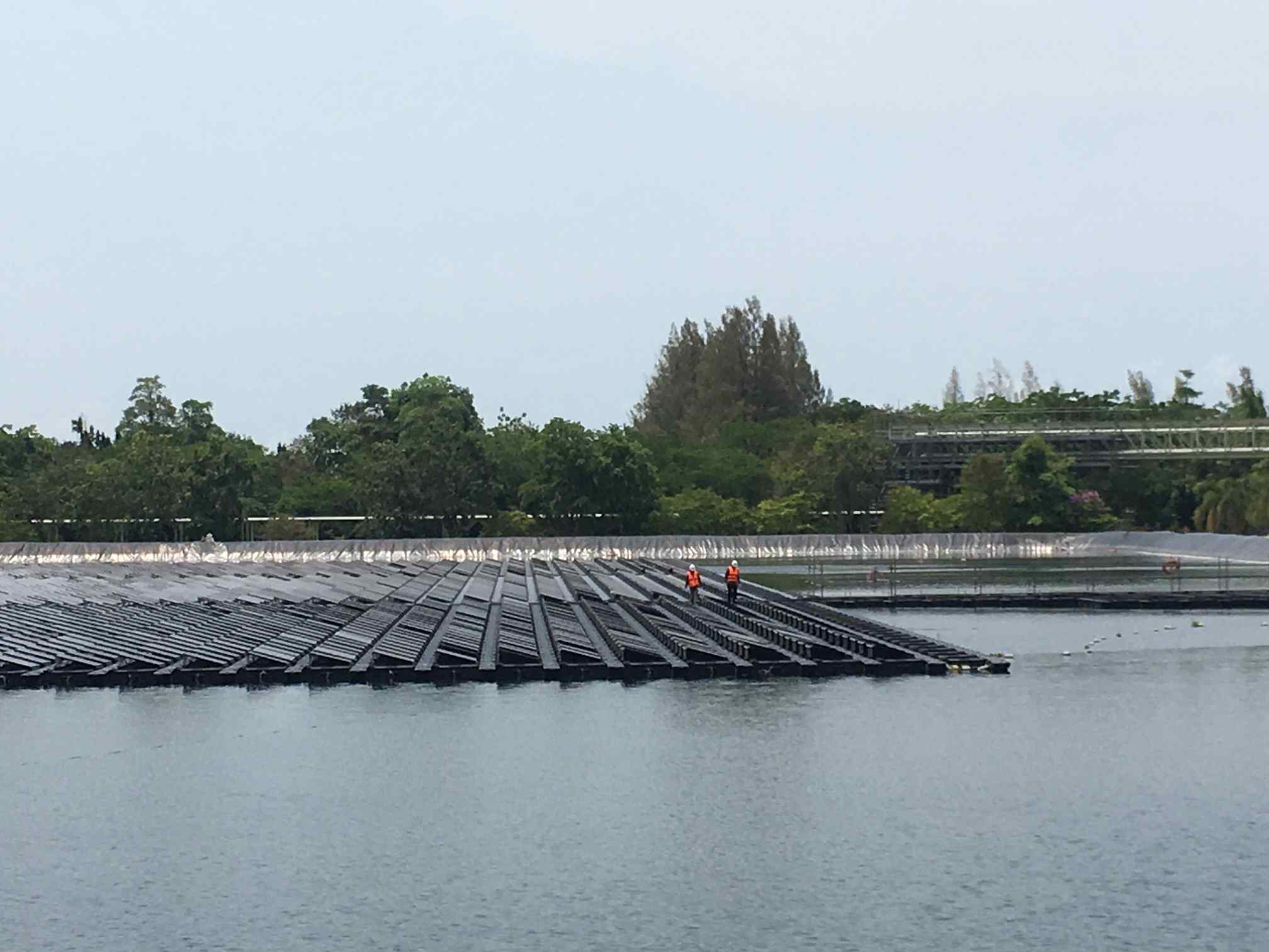 Thailand to build world's biggest network of floating solar