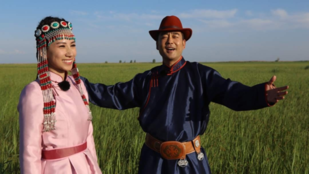 Northern China's Inner Mongolia celebrates summer - CGTN