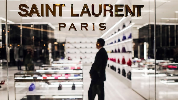 19fa1de2df194 Saint Laurent launches online store in China - CGTN