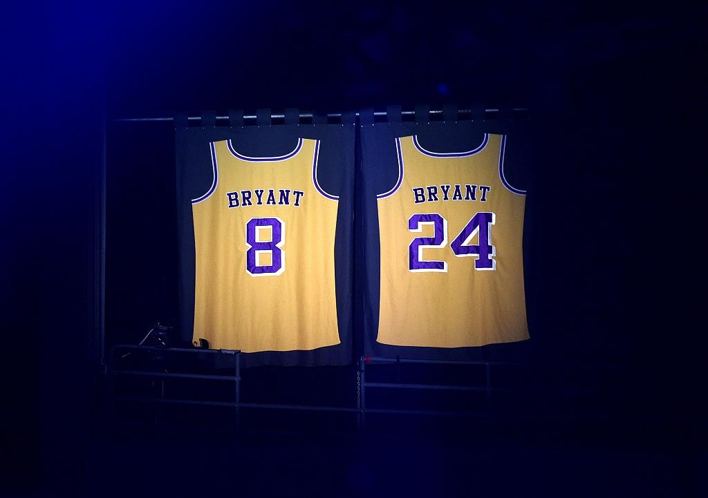 Tonight is for Kobe:' Grammys remember Kobe Bryant - CGTN