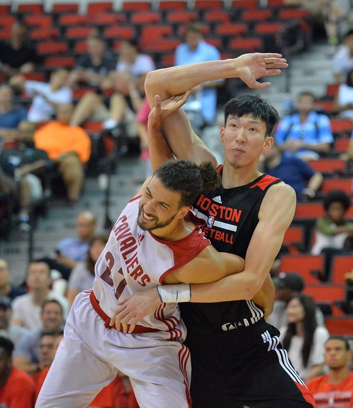 Rockets Zhou Qi Injury: NBA Summer League: Zhou Qi Hits Threshold After Surprising