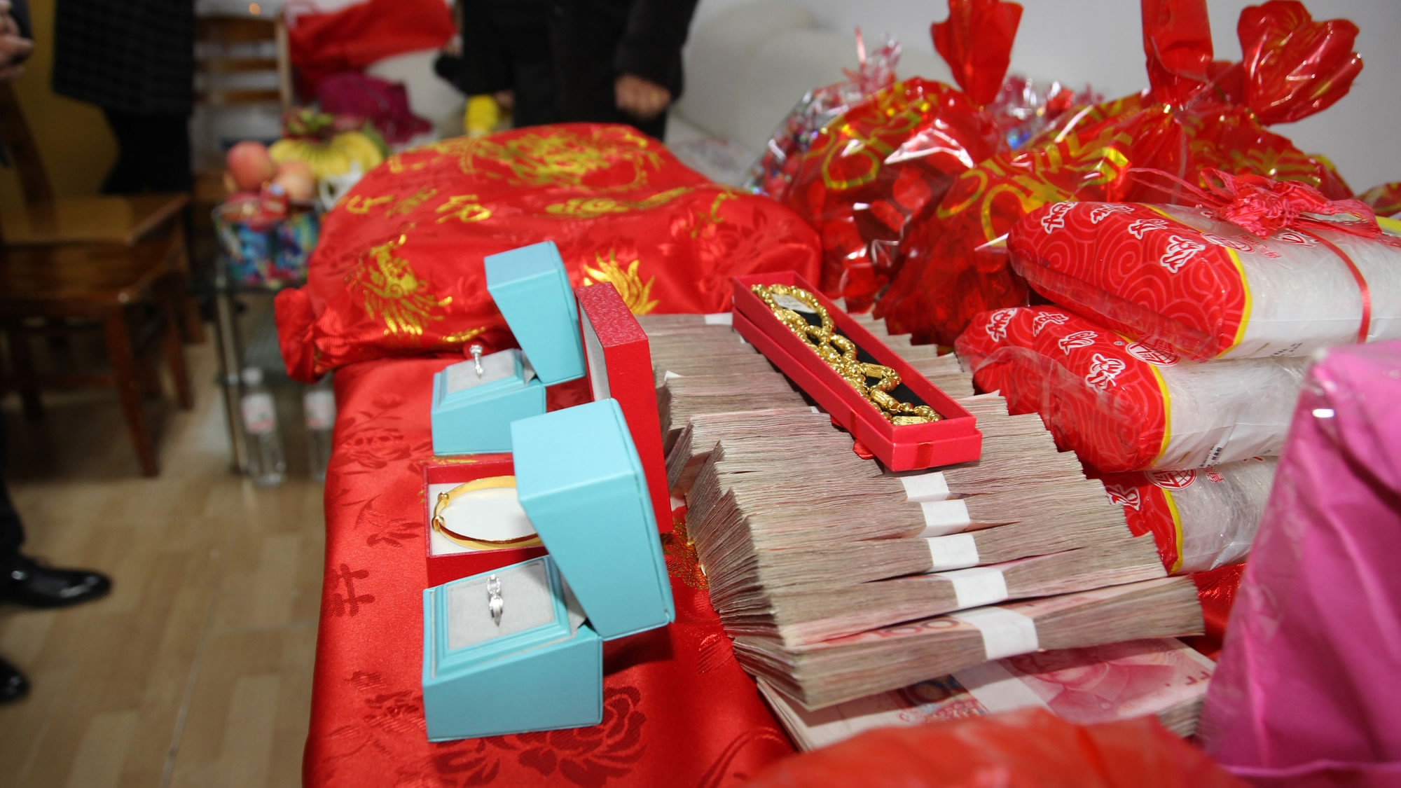 Cost Of Marriage Bride Price An Expensive Business In Chinas Rural