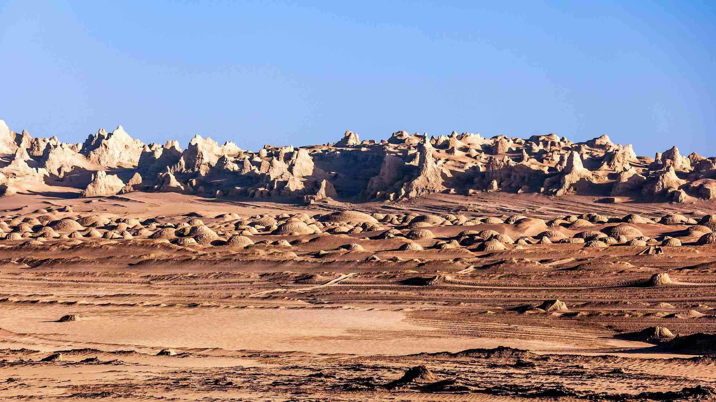 China to build first 'Mars Village' - CGTN