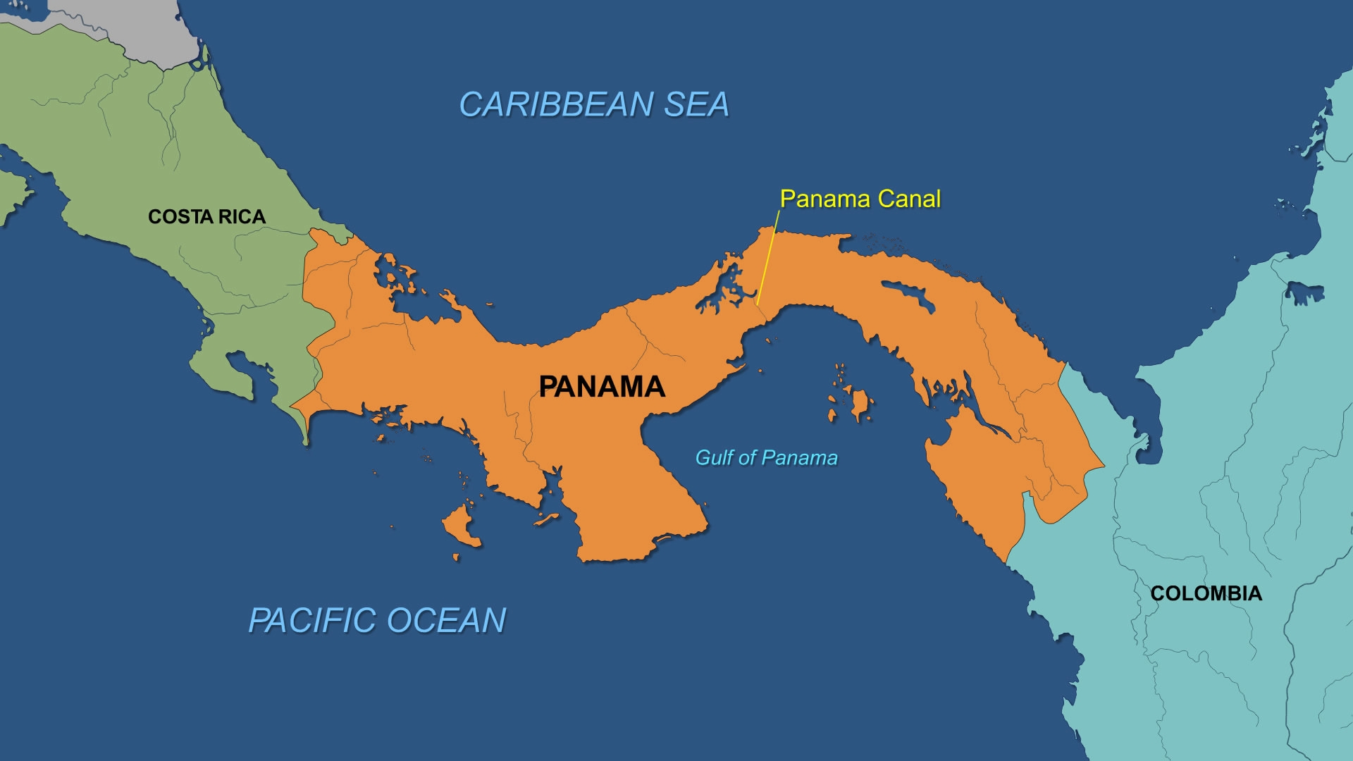 Picture of: Longtime Shared History Between China And Panama Cgtn