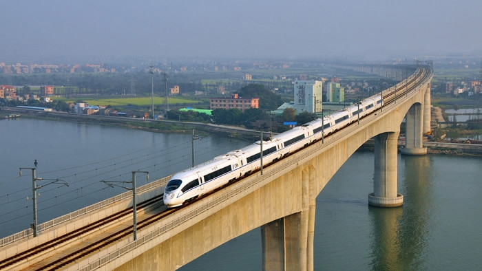 Joint rail checkpoint to strengthen Hong Kong-mainland links