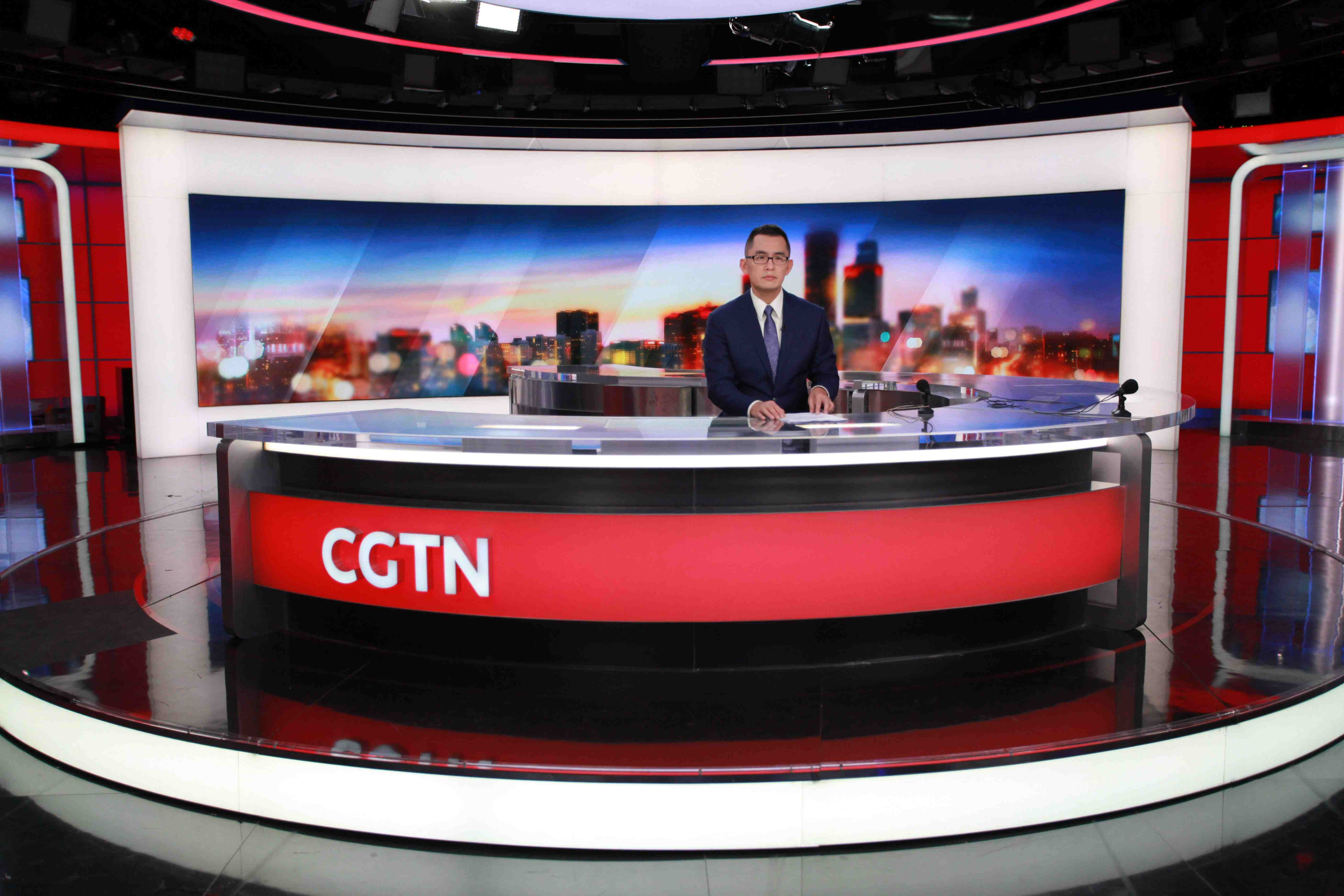 CCTV to launch CGTN - CGTN