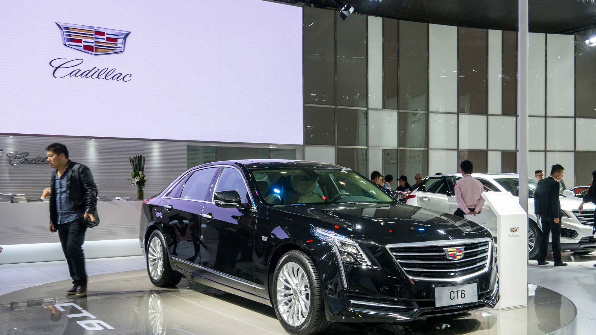Cadillac keeps plan to sell Chinese-made cars in the US - CGTN