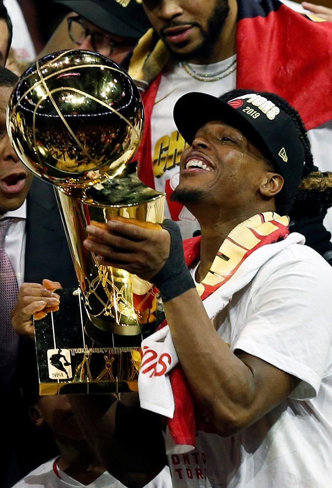 2019 Nba Finals Game 6 Raptors Win First Championship In Team History Cgtn