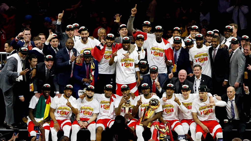 2019 NBA Finals Game 6: Raptors win first championship in ...