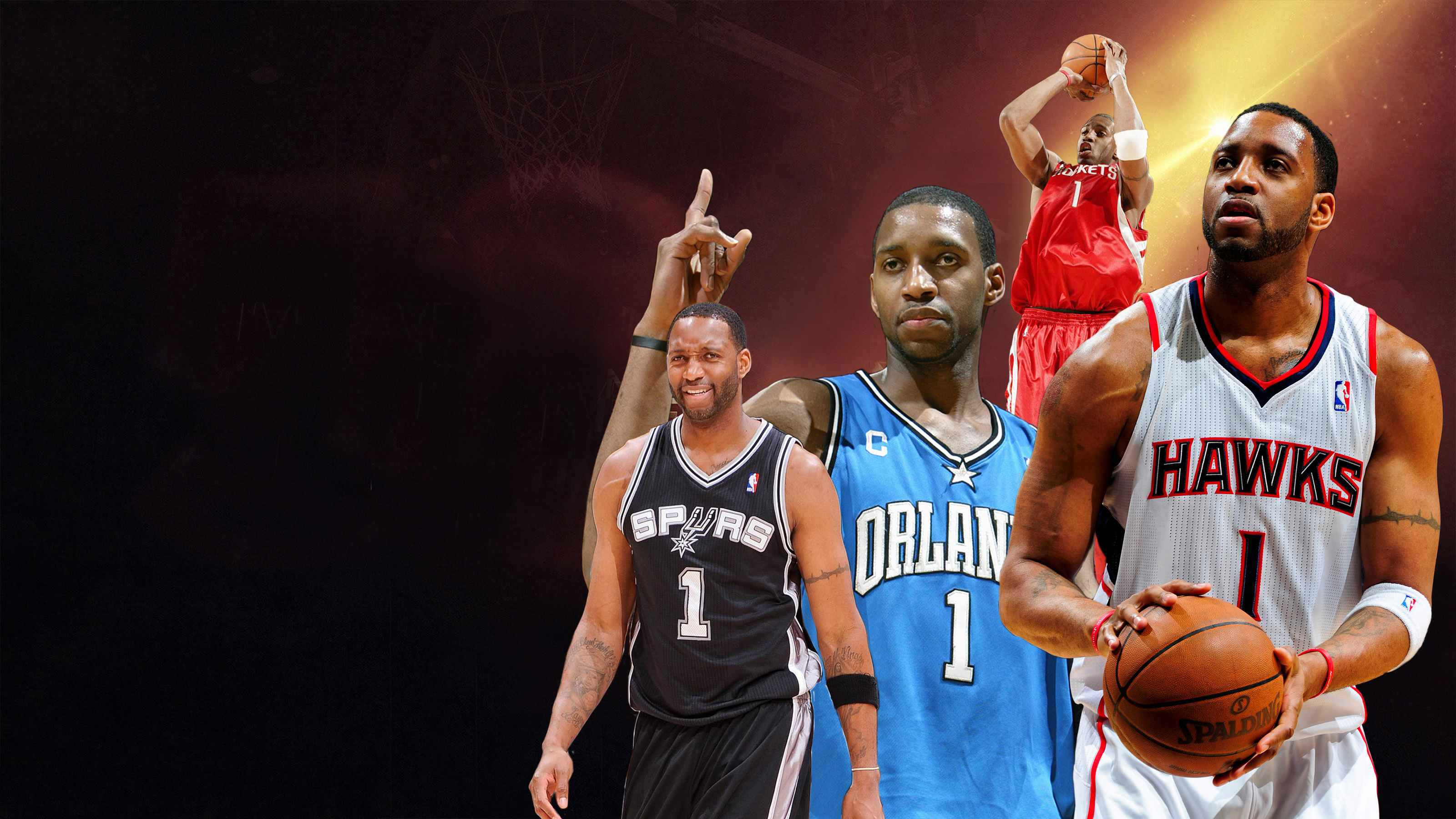 Highlights of NBA standout player Tracy McGrady the ing Hall of