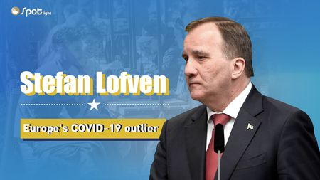 In The Spotlight: Stefan Lofven, Europe's COVID-19 outlier - CGTN