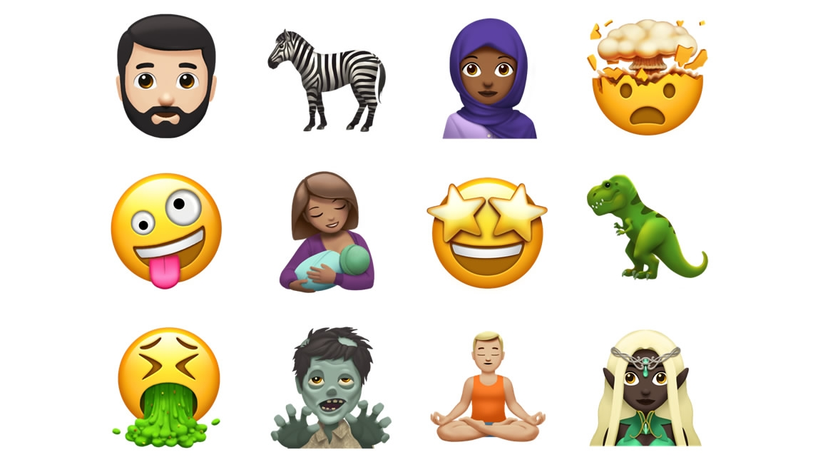 Say It With An Emoji Apples New Symbols Update Your Online
