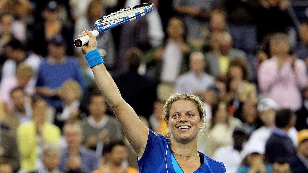 Ex World No 1 Kim Clijsters Announces Surprise Comeback At