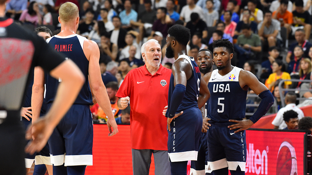 Usa Out Of World Cup 2020.Usa Basketball Looking Ahead After The Worst Ever Finish At