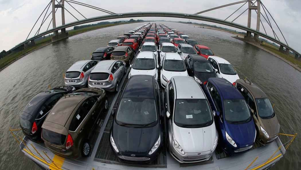 Trump threatens to tax European auto imports - CGTN