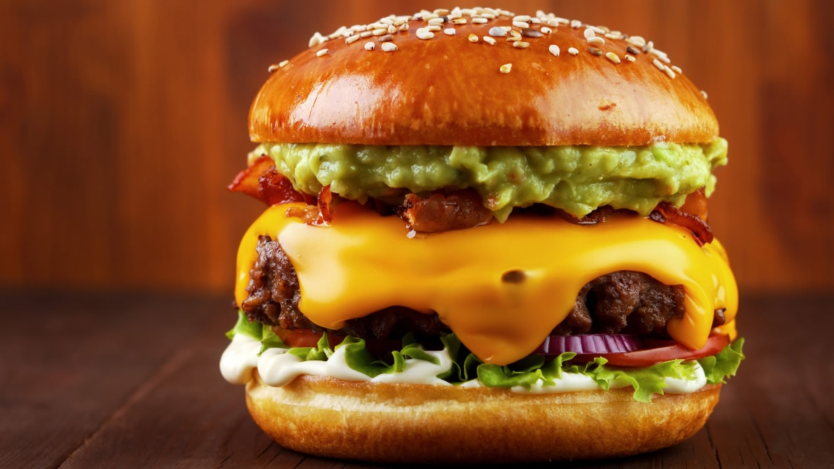 Should the cheese go above or below the patty in the burger emoji? - CGTN