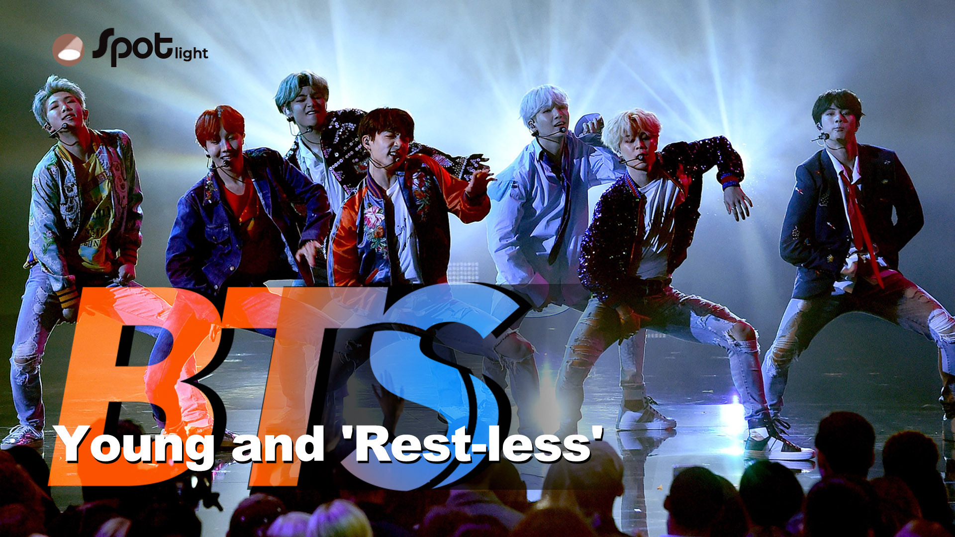 In The Spotlight: The young and 'rest-less' BTS - CGTN