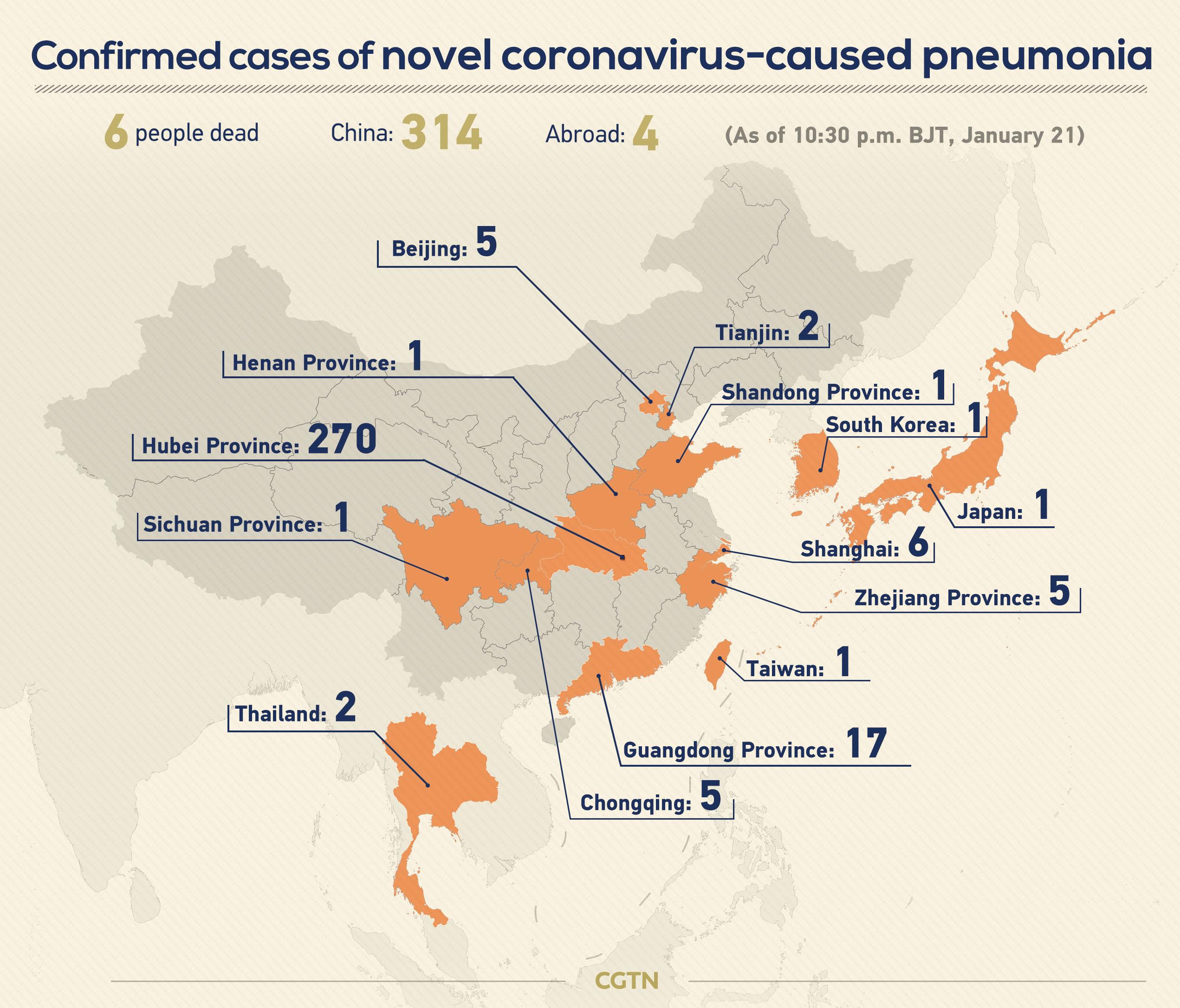 Coronavirus First Case In China: First Wuhan Coronavirus Case Identified In The U.S