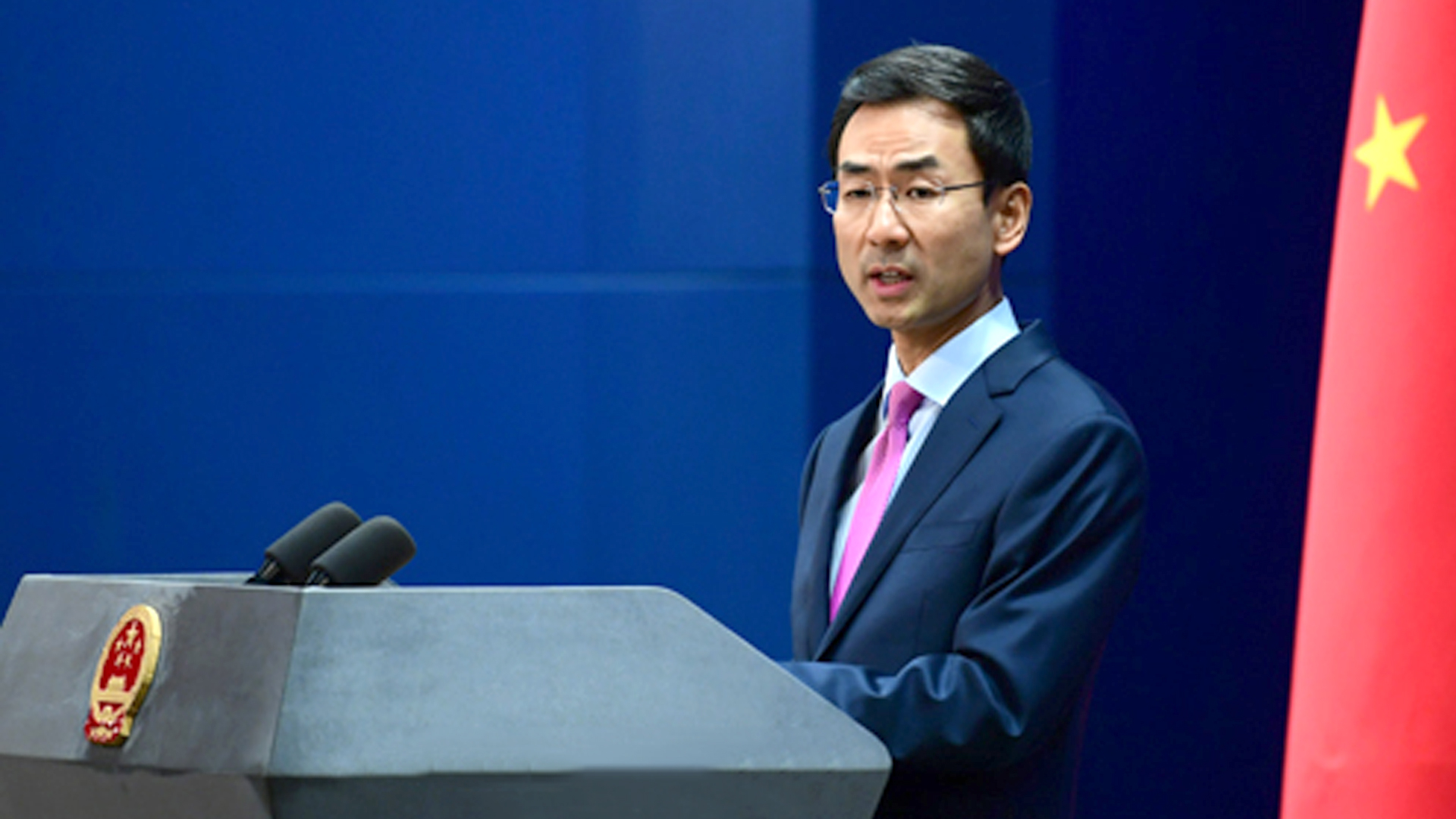 China warns against foreign interference in its internal