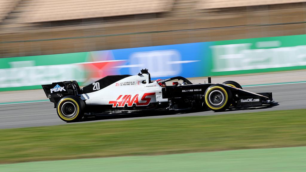 Haas Becomes Fifth F1 Team To Furlough Staff Cgtn