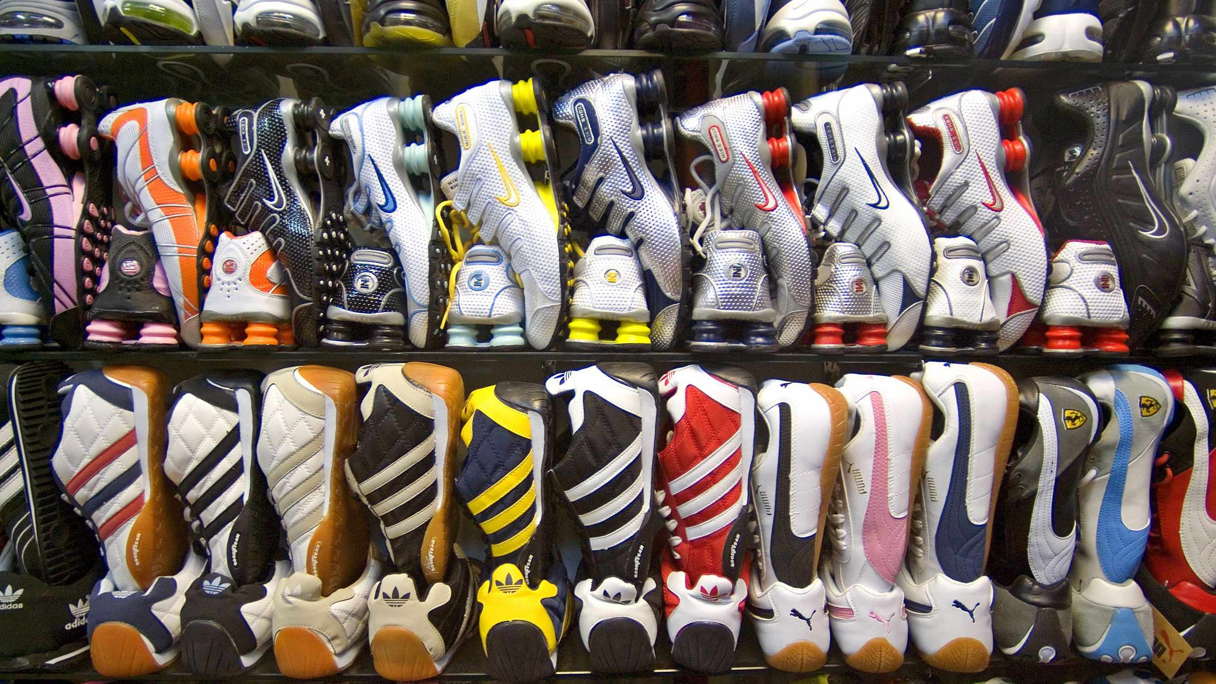 81475419fe2b Under threat  Could robots replace human workers at Nike and Adidas ...