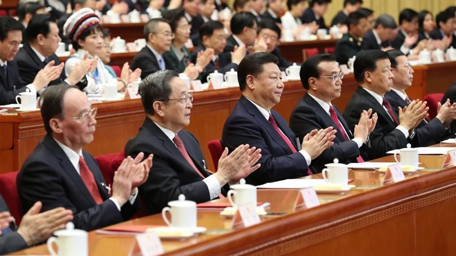China's Two Sessions 2018: Leadership reshuffle and more