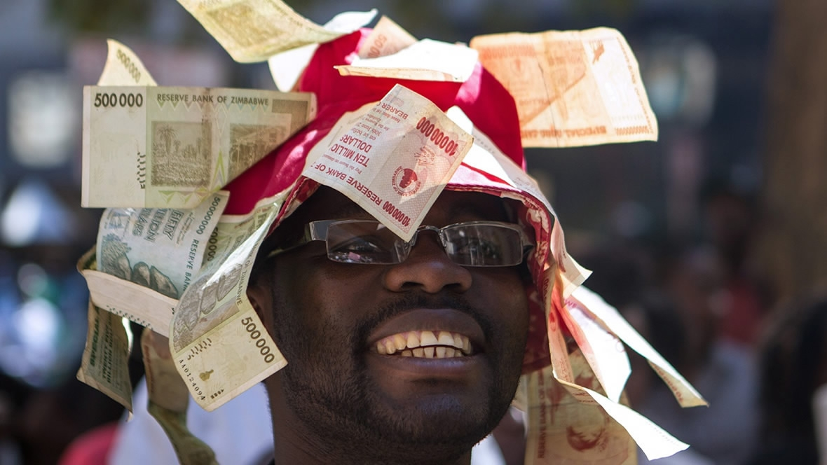 dollarization in zimbabwe The chief advantage to dollarization is that rampant inflation has been dramatically stabilized this has, in turn, stabilized the overall economy, sustained the buying power of the zimbabwean.