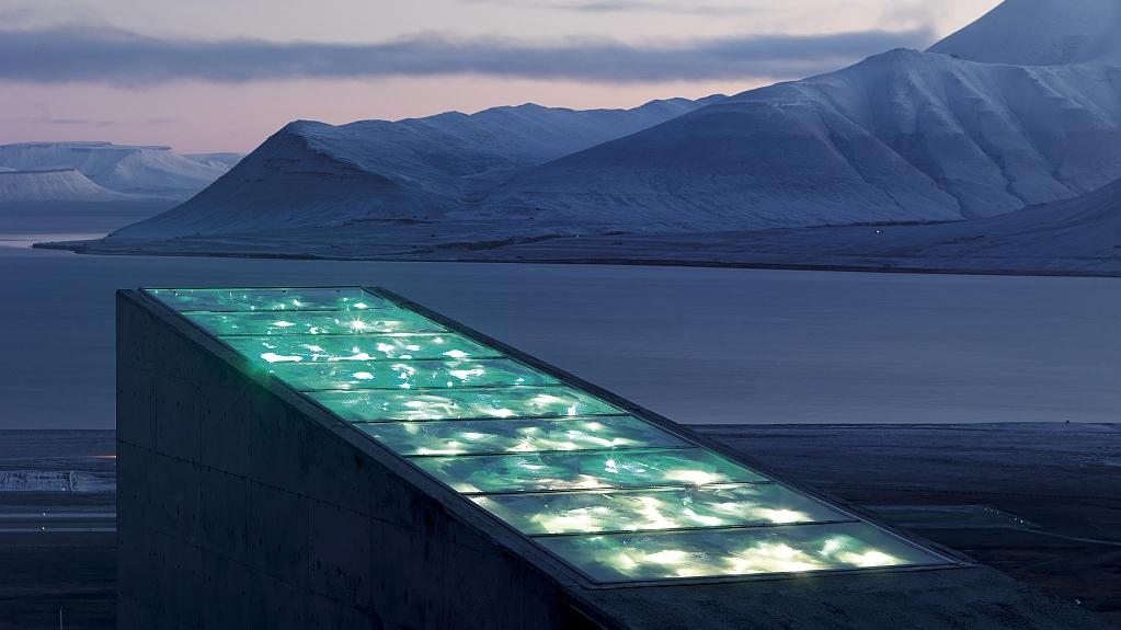 Arctic Doomsday Vault Stocks Up On More Food Seeds Cgtn