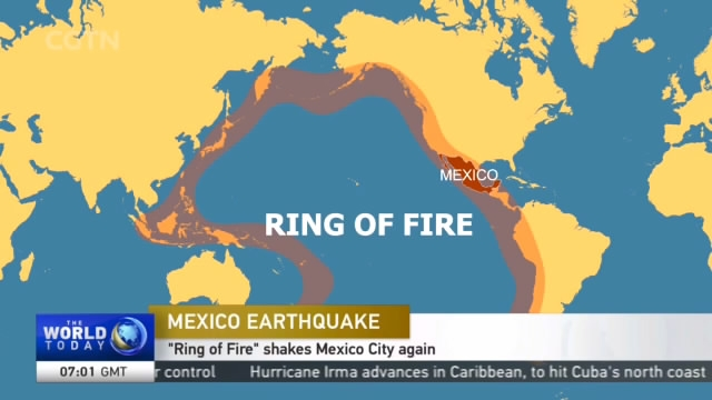 Mexico Earthquake: